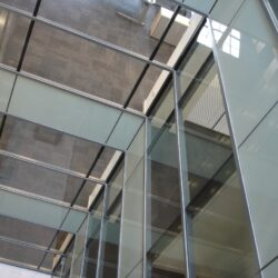 bomb resistant curtain wall