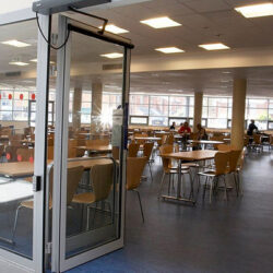 fire door glazing systems
