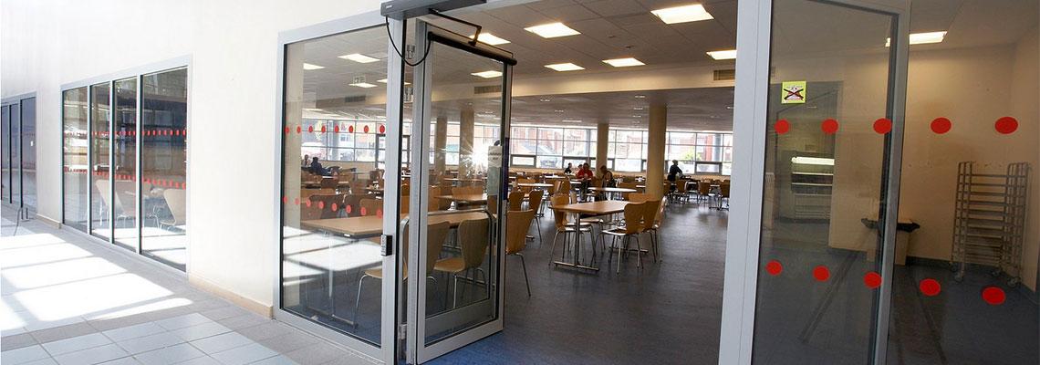fire door glazing systems