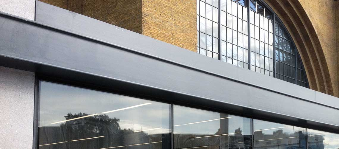 Blast Resistant Curtain Wall Facades - Wrightstyle