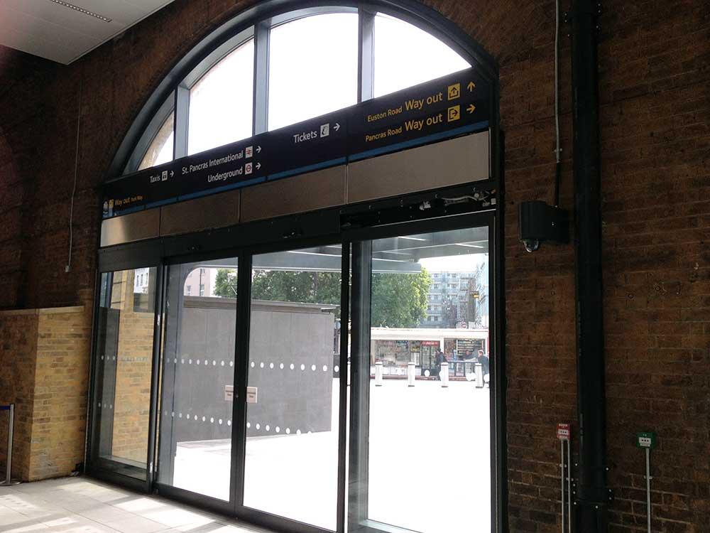 Blast Resistant Glazed Doors Screens and Windows interior door perspective