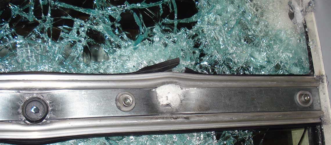 Bullet Resistant Glass Wrightstyle