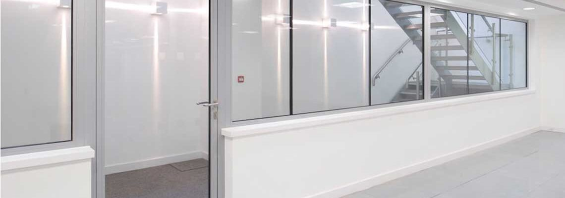 Fire and smoke resistant doors