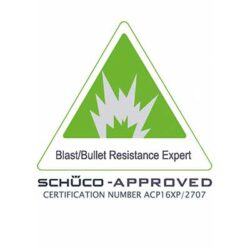Quality Assurance Schuco approved logo