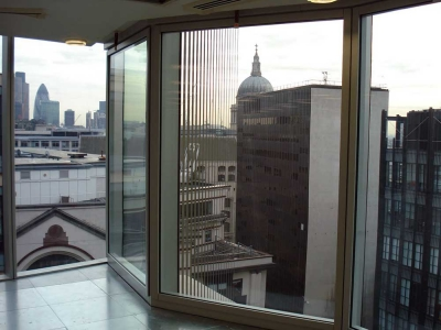 noise pollution sound Resistant Glazed Doors and Screens interior screen perspective