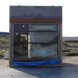 bomb resistant glass blast resistance testing