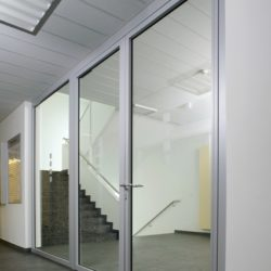 Glazed Fire Door System