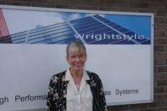 Wrightstyle Jane Embury steel glazing systems
