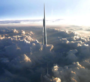 Wrightstyle Kingdom Tower
