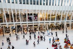 shopping centres fire safety