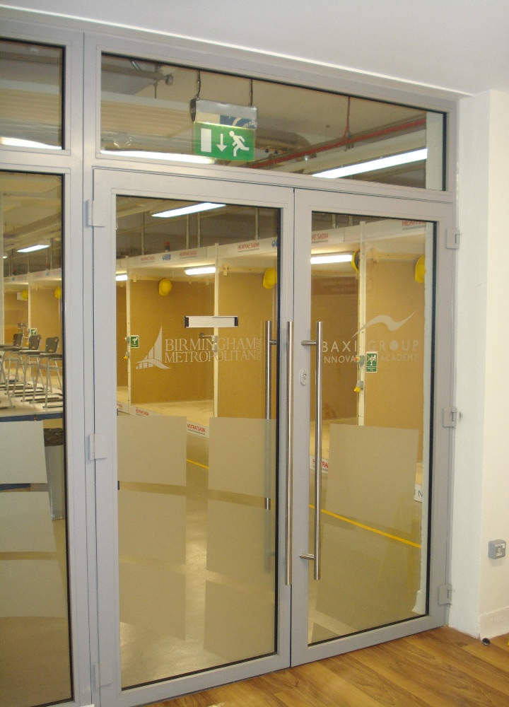 Fire Resistant Glass Doors Wrightstyle