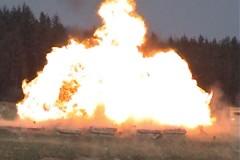 Our aluminium anniversary – bomb testing