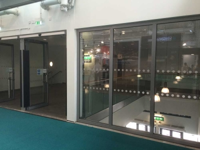 Fire & smoke resistant doors internal gallery image