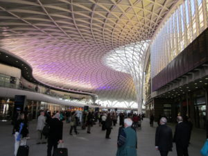 Kings Cross and fire-rated systems