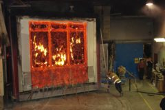 Thinking arson in the workplace
