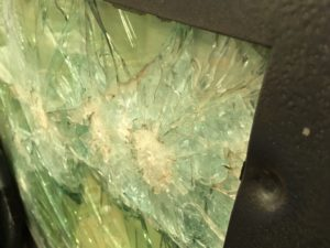Ballistic glass Wrightstyle