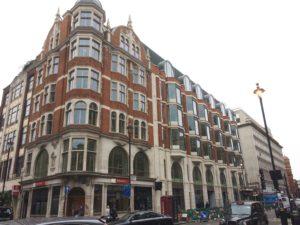 Shaftesbury Avenue Wrightstyle